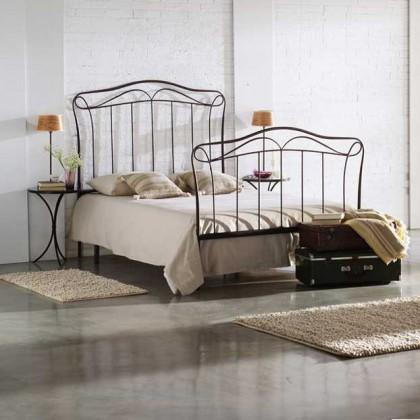 Кованая кровать Гривальд 1