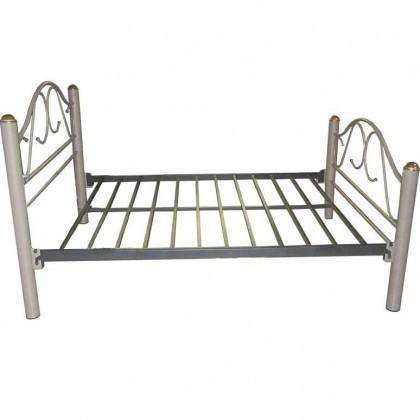 Кованая кровать Ирса 1