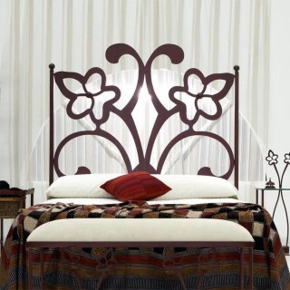 Кованая кровать Лесиг