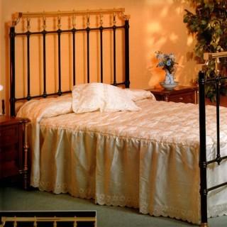 Кованая кровать Лиашо
