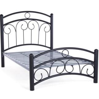 Кованая кровать Нриюр