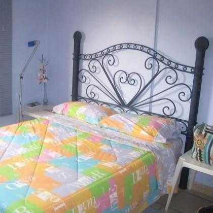 Кованая кровать Омфред 1