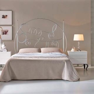 Кованая кровать Орджи