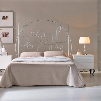 Кованая кровать Орджи 1