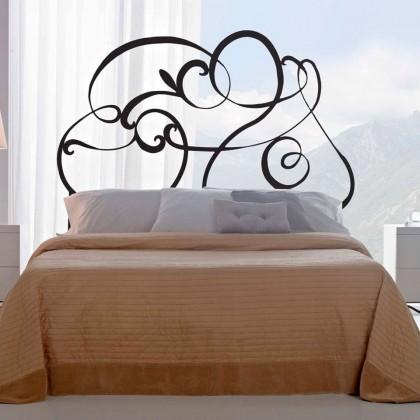 Кованая кровать Сольре 1