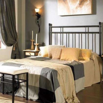 Кованая кровать Сульгаст 1