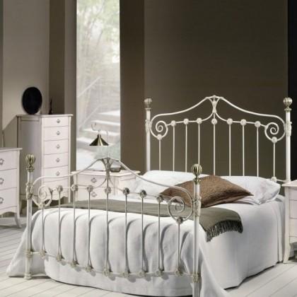 Кованая кровать Тонина 1