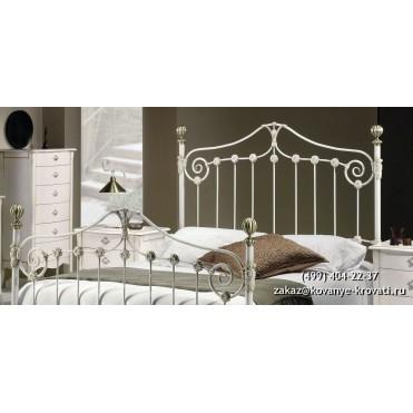 Кованая кровать Тонина