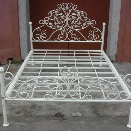 Кованая кровать Бранид 1
