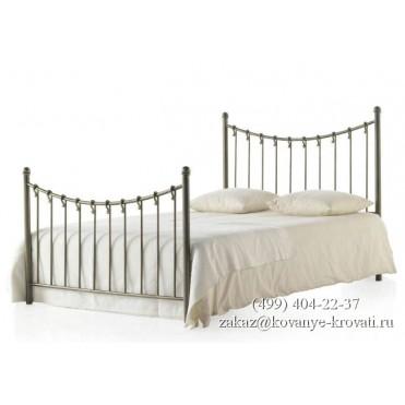 Кованая кровать Илбрани