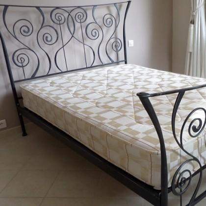 Кованая кровать Кюрди 1
