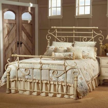 Кованая кровать Виктория 1
