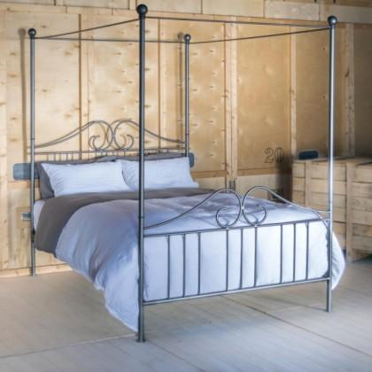 Кованая кровать Альфикри 1