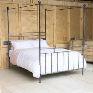 Кованая кровать Алон