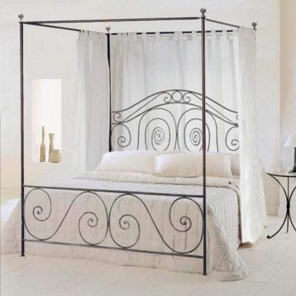 Кованая кровать Арнор 1