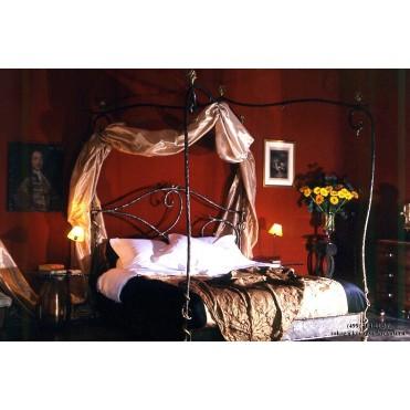 Кованая кровать Баген