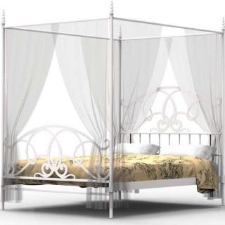 Кованая кровать Брунирек