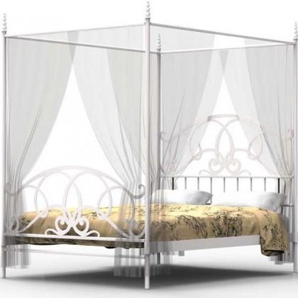 Кованая кровать Брунирек 1