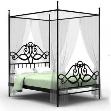 Кованая кровать Дорре 1