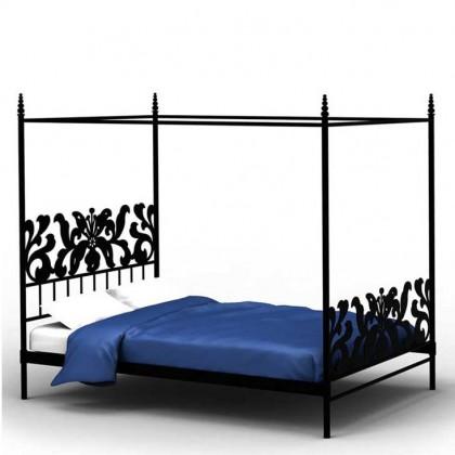 Кованая кровать Эльмиэли 1