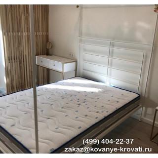 Кованая кровать Гала