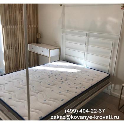 Кованая кровать Гала 1