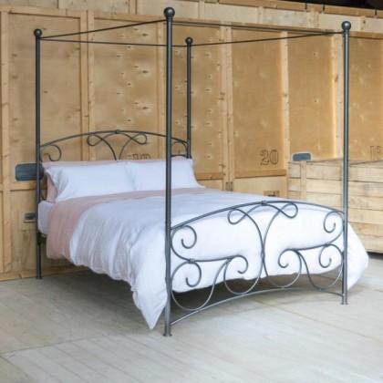Кованая кровать Гардехильда 1