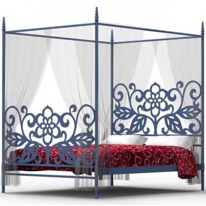 Кованая кровать Гунон 1