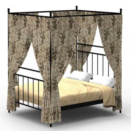 Кованая кровать Ильвуд 1
