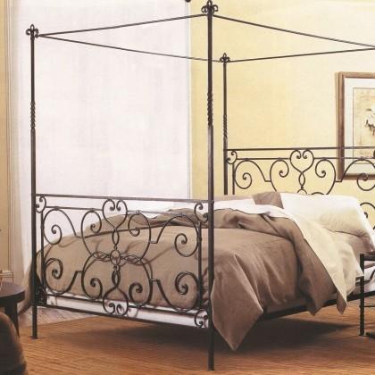 Кованая кровать Изанан 1