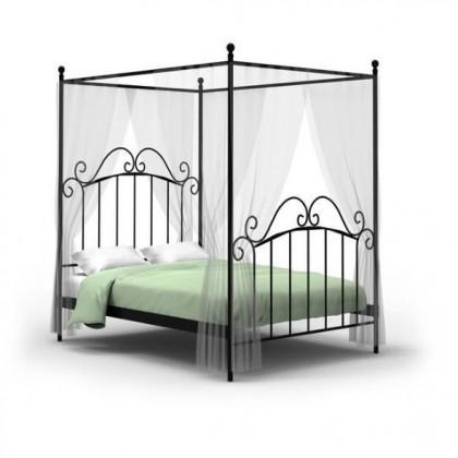 Кованая кровать Ламиро 1