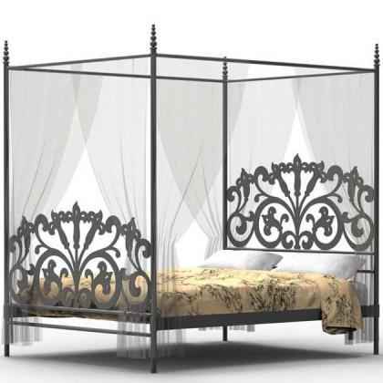 Кованая кровать Ноора 1