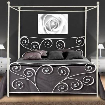 Кованая кровать Нугун 1