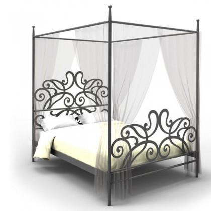 Кованая кровать Оддрис 1