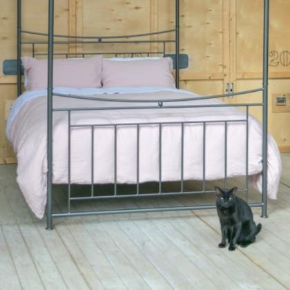 Кованая кровать Раор 1