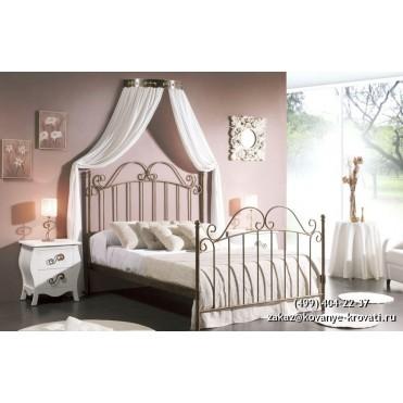 Кованая кровать Реор