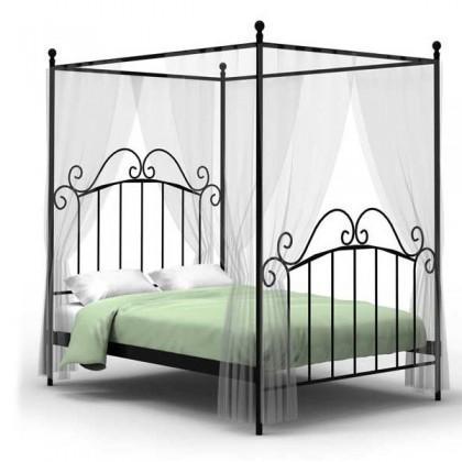 Кованая кровать Сиггерд 1