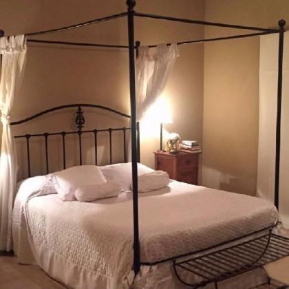 Кованая кровать Сигире 1