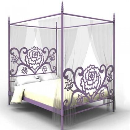 Кованая кровать Вальдистал 1