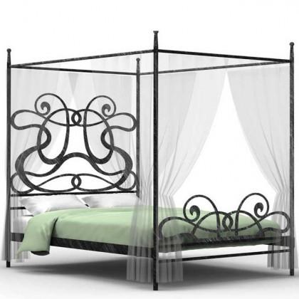 Кованая кровать Вавен 1