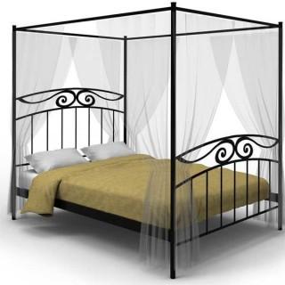 Кованая кровать Визен