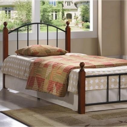 Кованая кровать Аристани 1