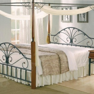 Кованая кровать Арюш