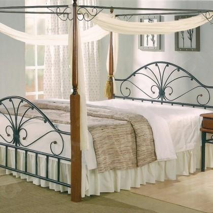 Кованая кровать Арюш 1