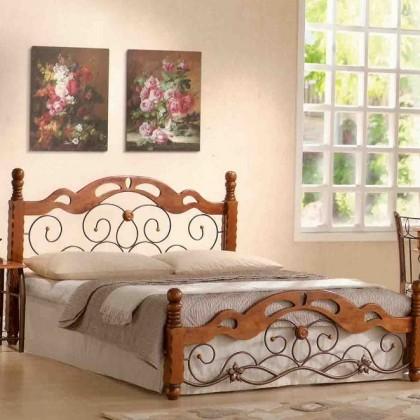 Кованая кровать Доиса 1