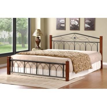 Кованая кровать Джубрин