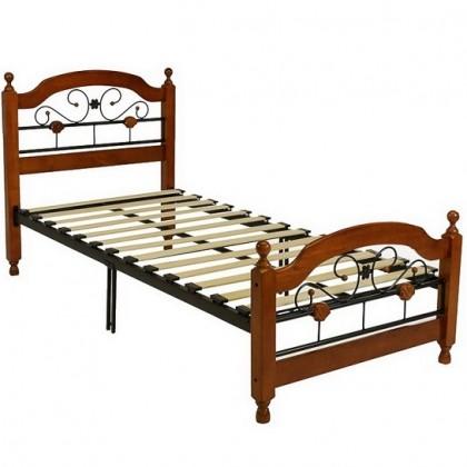 Кованая кровать Элезиго 1