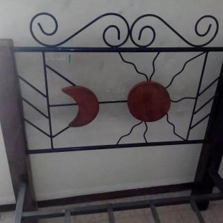 Кованая кровать Григост