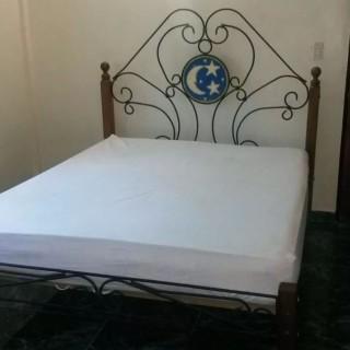 Кованая кровать Инготон
