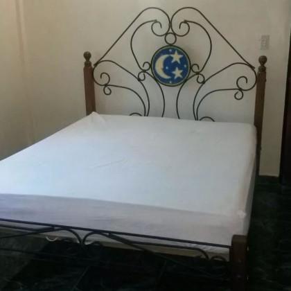 Кованая кровать Инготон 1